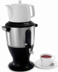 Arçelik-küçük-ev-aletleri-porselen-demlikli-Semaver-çay-makinesi-modeli