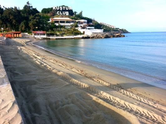 garden butik otel kuşadası kuştur plajı