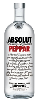 absolut- peppar